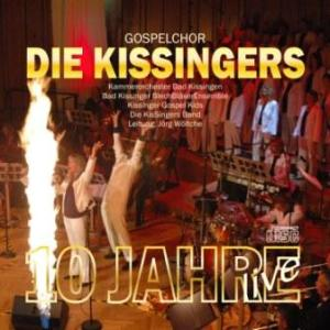 Die KisSingers - CD-Booklet